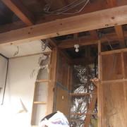 M様邸 既存納戸解体及び構造補強工事