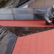 T.M様邸屋根塗装