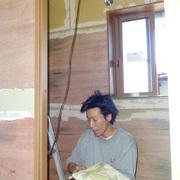 Y様邸 昭和初期の建物に次世代を考えた大きな空間にトイレ設置   間もなく完成です。