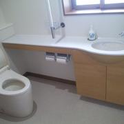Y様邸 トイレの完成です  リフォームでここまで出来ました。
