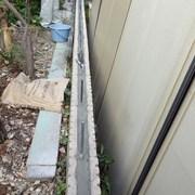 H様邸外構工事が始まりました。