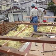 E様邸 屋根改造工事