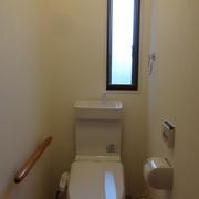 A様邸 トイレ改装工事後